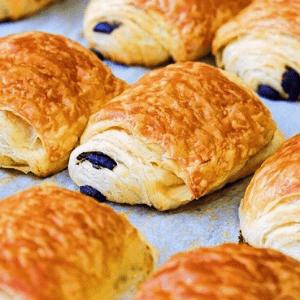 Bakery - Fresh Baked Pains Au Chocolat