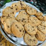 Bakery - Freshly Baked Chocolate Cookies