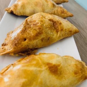Bakery - Latin Food - Fresh Baked Beef Empanadas