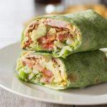 Lunch - California Turkey Wrap