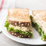 Lunch - Chicken Salad Sandwich