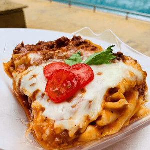 Lunch - Hot Plate - Beef Lasagna