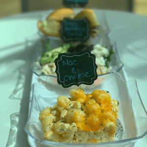 Lunch - Mac and Cheese