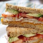 Lunch - Turkey Avocado Sandwich