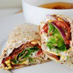 Lunch - Turkey Avocado Wrap