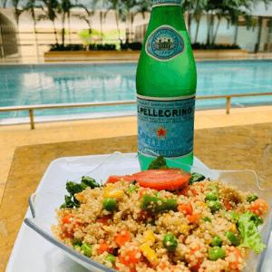 Lunch - Veggie Quinoa Salad