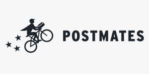 Postmates Delivery Logo