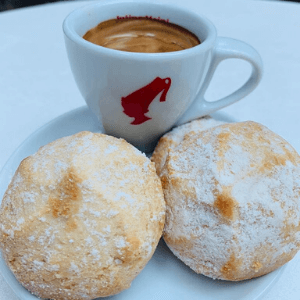 Sweet Time - Espresso and Dulce De Leche Cookies
